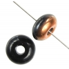 Donut 17mm Jet Bronze Half Coat